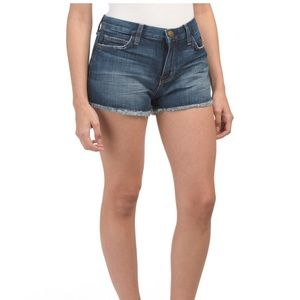 💫CURRENT/ELLIOTT The Boyfriend Shorts